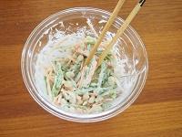 ほくほく大豆かき揚げ工程2