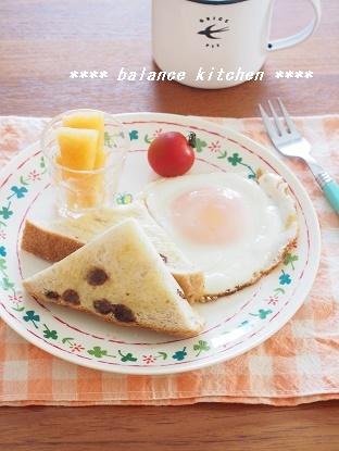 キッズ食育 朝ごはん