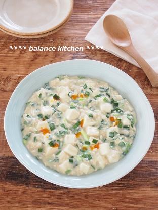 白い麻婆豆腐2