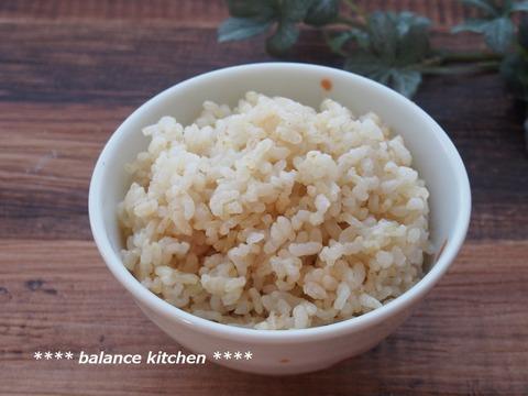 ロウカット玄米4