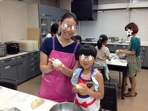 親子パン教室6