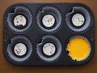 オレオパンプキンケーキ行程3