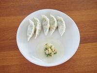 大豆のキムチーズ餃子工程3