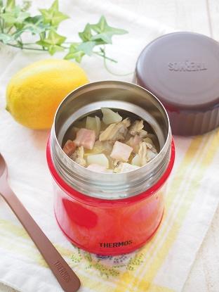 あさりとキャベツ塩レモンスープ ブログ