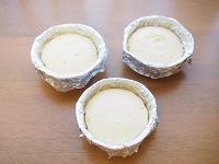 蒸しチーズケーキ 工程7