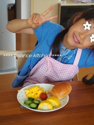 キッズ食育 ランチ サンドイッチ作り10
