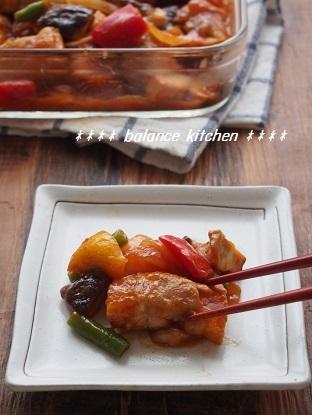 肉巻き厚揚げのトマトオイスター煮5