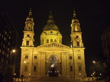 sinagougue in night