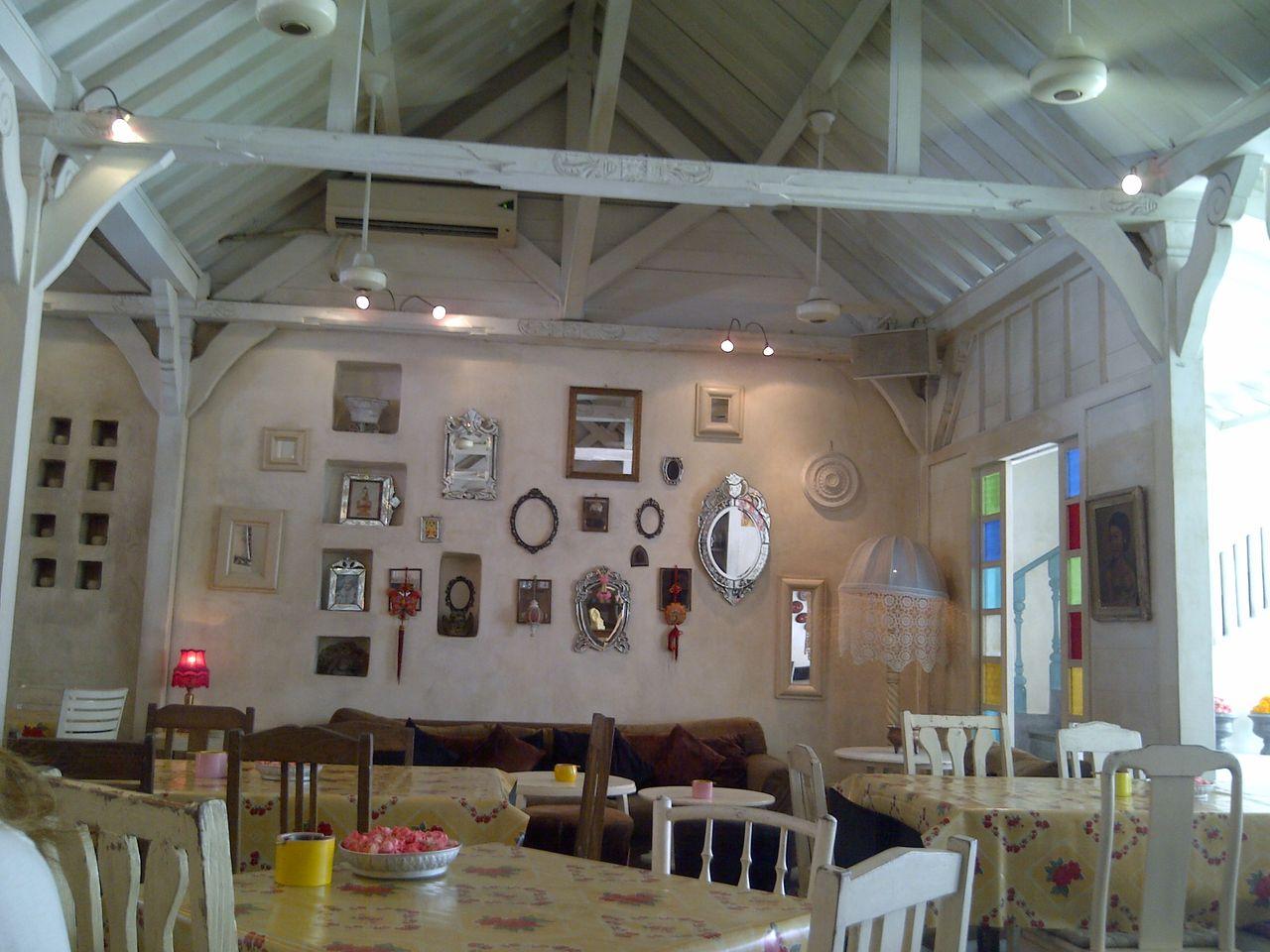 たまには可愛いカフェで朝食しませんか?cafe baliのご紹介~。 : バリ島