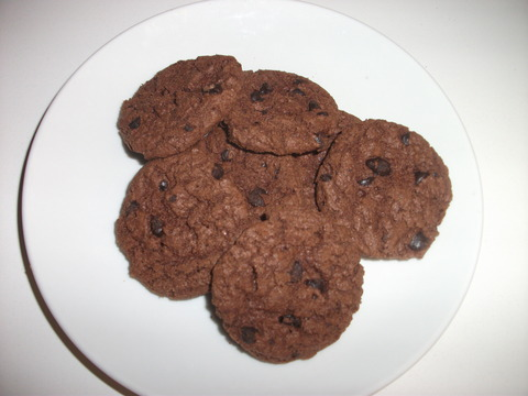 Chocochips Chocolate Cookies