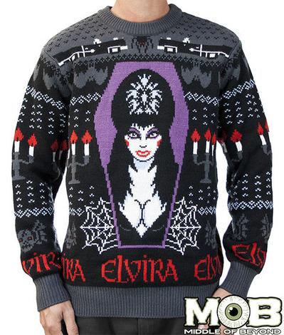 ELVIRA SWEATER