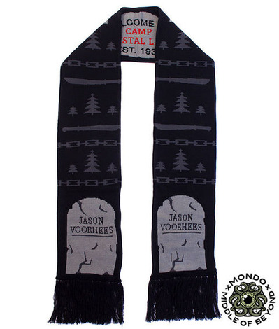 FRIDAY THE 13TH SCARF1