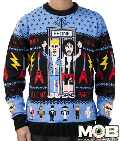 BILL AND TED SWEATER