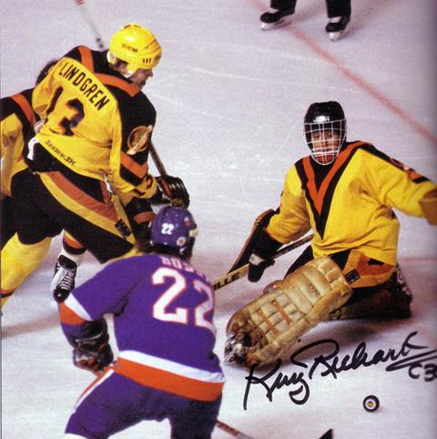 4大スポーツ選手列伝 : NHL