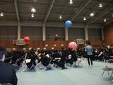 附属岡崎中学校文化祭開会式 25・11・1 002