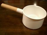 小泉誠さんの片手鍋