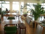 2Fは素敵なカフェ