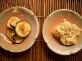 夏の小皿料理2品