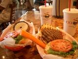 ハワイのハンバーガー
