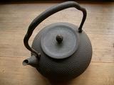 南部鉄の茶器
