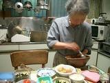 おばあちゃんと食卓