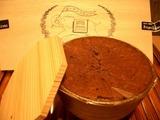 渋皮栗のケーキ