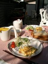 外で食べるとやっぱりおいしい!