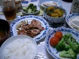 おばあちゃんの夕食