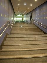りんかい線の天王洲アイル駅