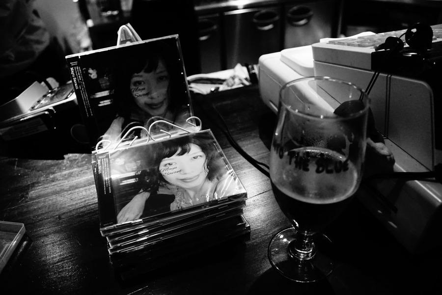 マユさんレコ発ライブ