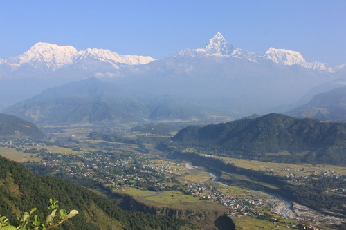ポカラ ネパール