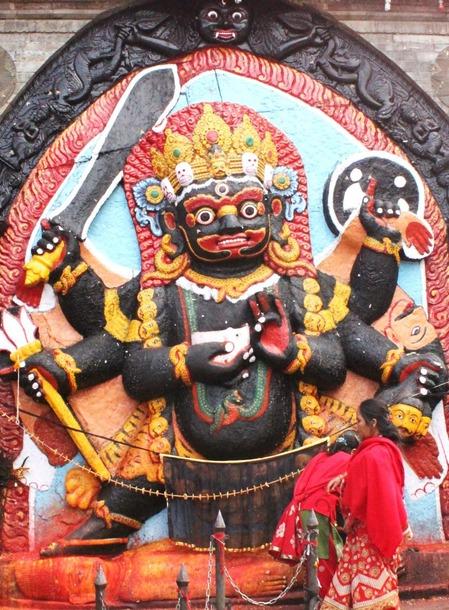 カトマンズ ネパール