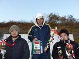 ガレージビービー走行会2009Rd.5ドリフトビギナークラス入賞者