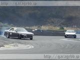 ドリフトビギナークラス:ガレージビービー走行会2014最終戦Rd.5in日光サーキット11月17日(月)