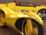 フェラーリのバイク?