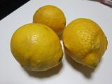 実家で無農薬栽培した檸檬を三ツ矢サイダーで割って飲みました。