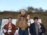 ガレージビービー走行会2009Rd.5グリップクラス入賞者