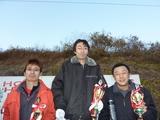 ガレージビービー走行会2009Rd.5ドリフトエキスパートクラス入賞者