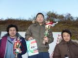ガレージビービー走行会2009Rd.5ドリフトミドルクラス入賞者