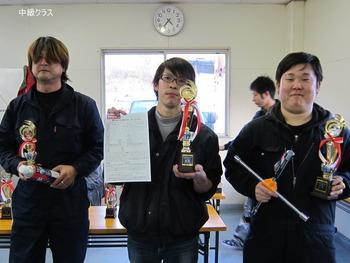 ドリフト中級クラス スライドパーティー2K17in日光サーキット2月19日(日)