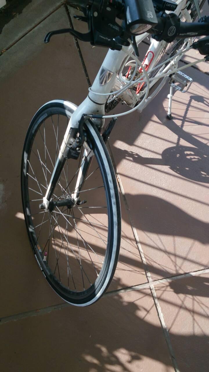 ... 交換 : 自転車ダイエッター