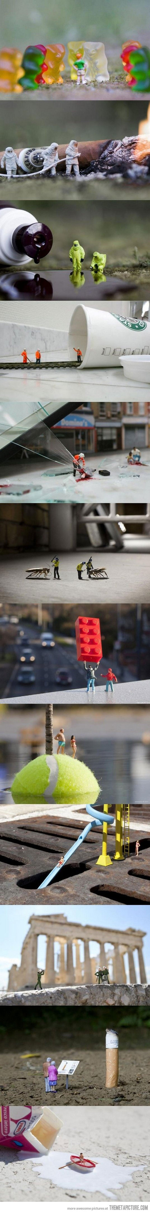 funny-art-toys-micro-world
