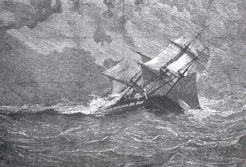HMS-Eurydice