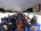 TGV-Duplex車内