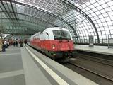 Berlin-Warszawa Express@Berlin Hbf