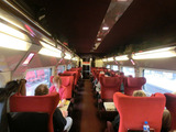 Thalys車内