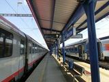 Breclav駅