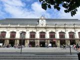 Bordeaux St Jean駅