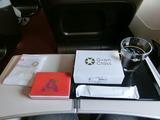 E5系グランクラス飲食サービス