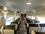 TGV車内